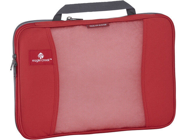 Eagle Creek Pack-It Original Compression Cube M red fire
